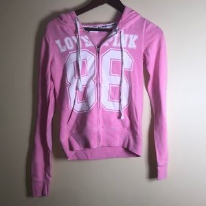 VS PINK Zip Jacket